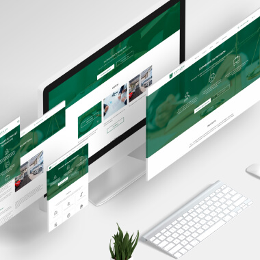 Разработка сайта для ASTILEX