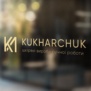 Разработка логотипа для KUKHARCHUK