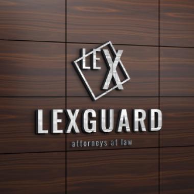 Разработка логотипа для Lexguard
