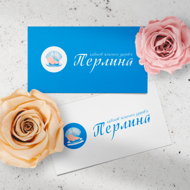 Разработка логотипа для «ПЕРЛИНА»