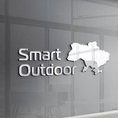 Розробка логотипу для SMART OUTDOOR