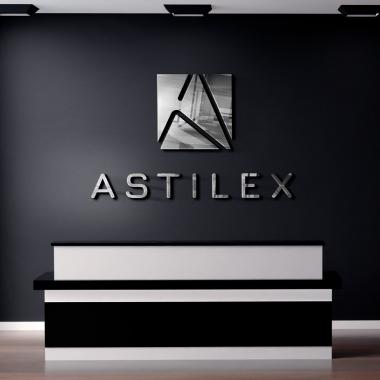 Разработка логотипа для ASTILEX