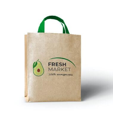 Розробка логотипу для Fresh Market